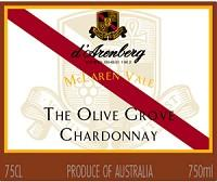 dArenberg Chardonnay The Olive Grove